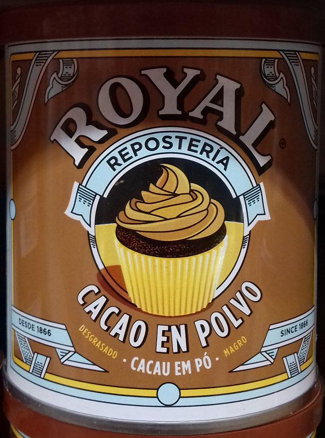 Cacao en polvo desgrasado - Producto - es