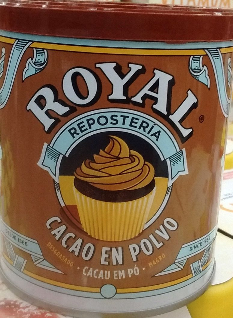 Cacao en polvo desgrasado - Produit