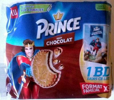 Prince goût chocolat - Product