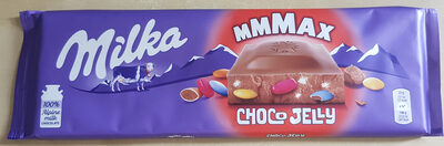 MMMAX CHOCO JELLY - Product - cs