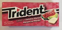 Trident - Sandía-melón - Product