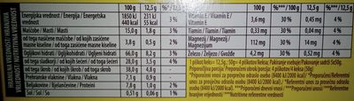 Breakfast Chocolate - Nutrition facts - sr
