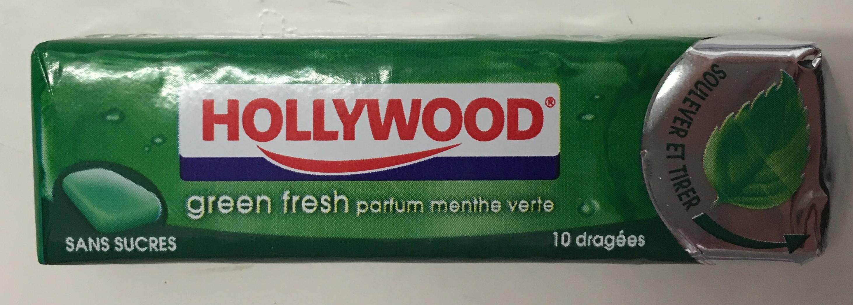 Green Fresh parfum menthe vente - Produit