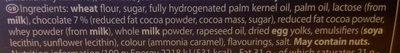 Lázeňské oplatky Kolonáda - čokoládové - Ingredients - en