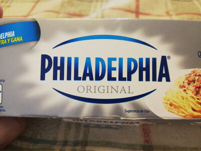 Queso crema Philadelphia - Product