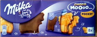 Choco Moo Pocket - Produit - fr
