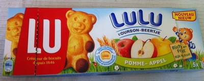 Lulu l'ourson Pomme - Product - fr