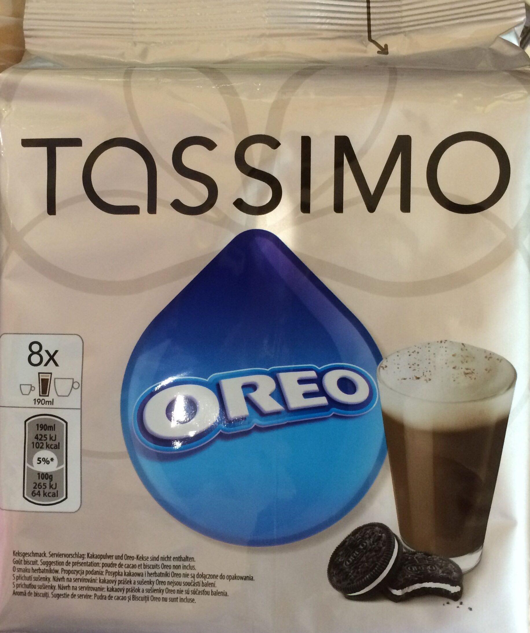 Tassimo oreo - Product - pl