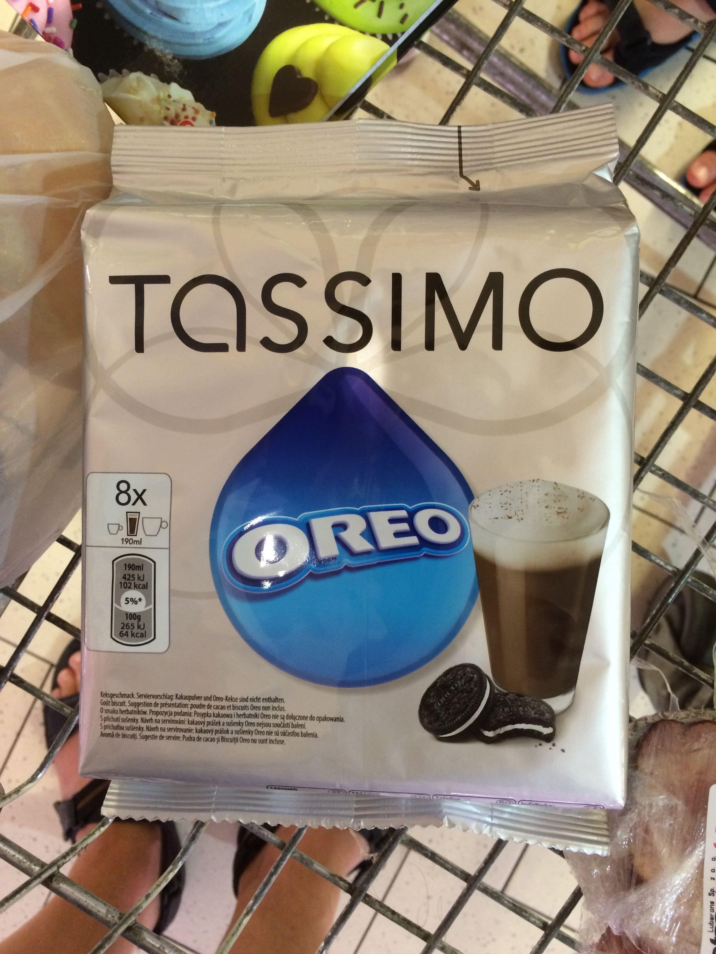 Oreo - Produkt