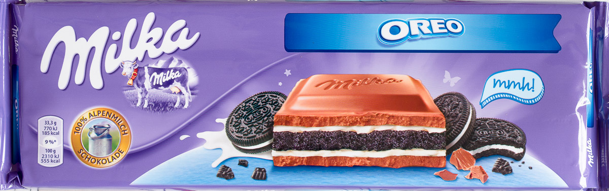Milka Oreo - Produkt