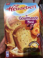 Biscottes Gourmandes Muesli, 230g - 产品 - fr