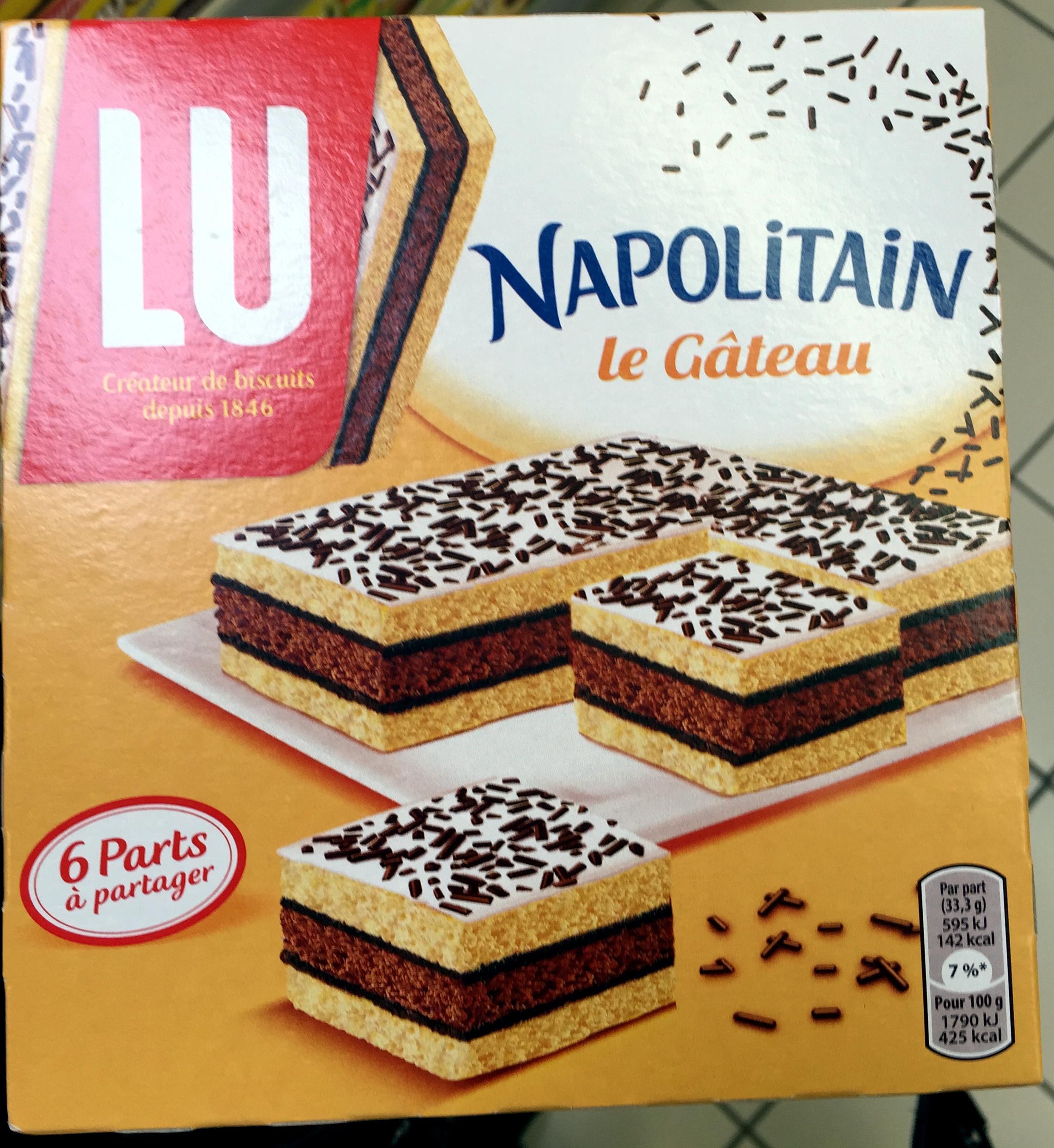 Napolitain le Gâteau - Product - fr