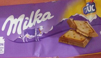 Milka tuc - Product - en
