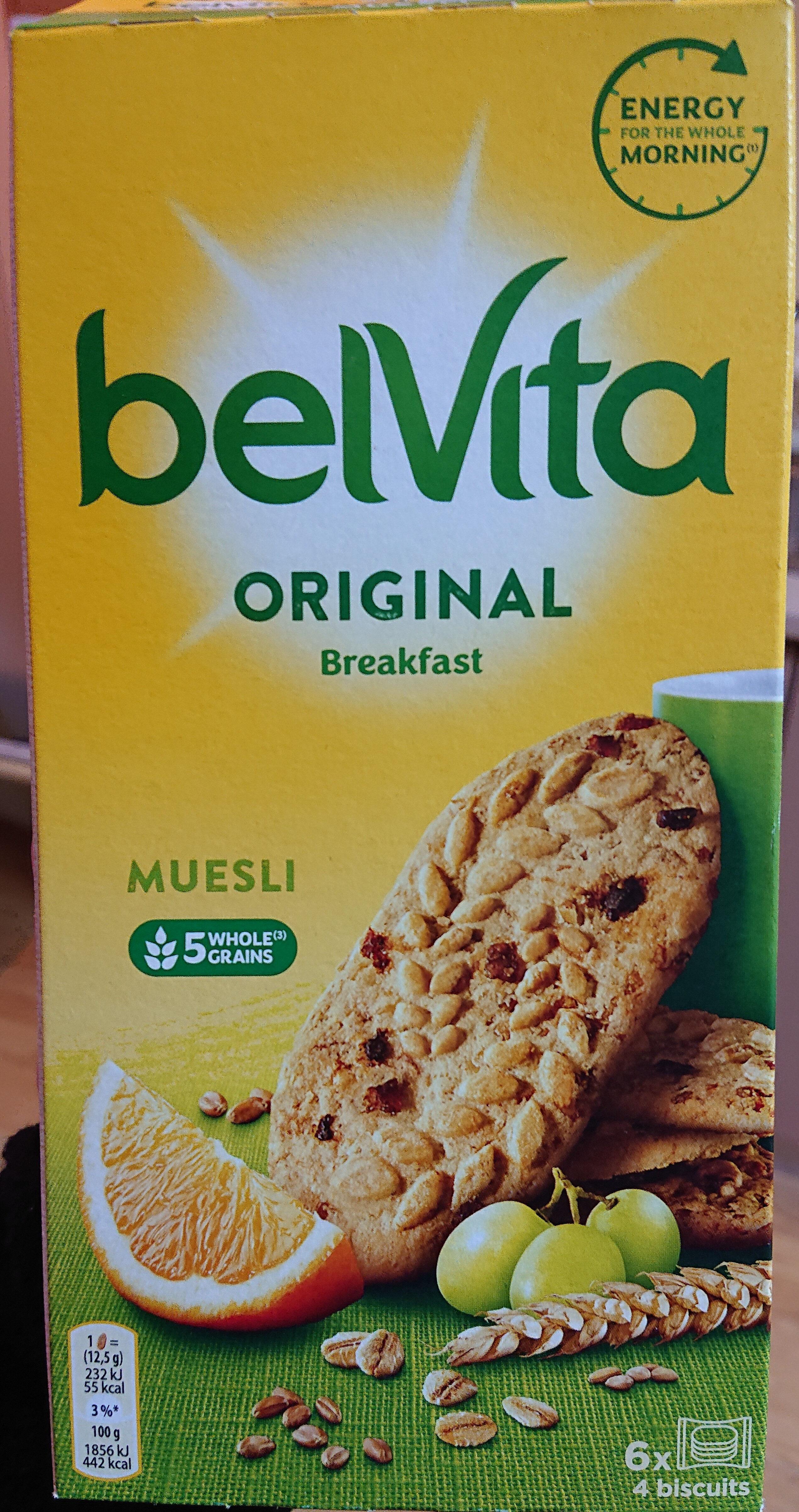 Belvita breakfast - Product
