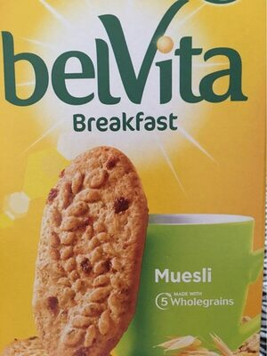 Belvita breakfast - Produkt - ro