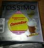 Cappuccino goût Caramel Carambar - Produit