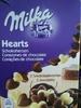 Coeurs de chocolat - Produit