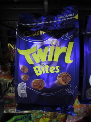Twirl Bites Chocolate Bag - Product - en