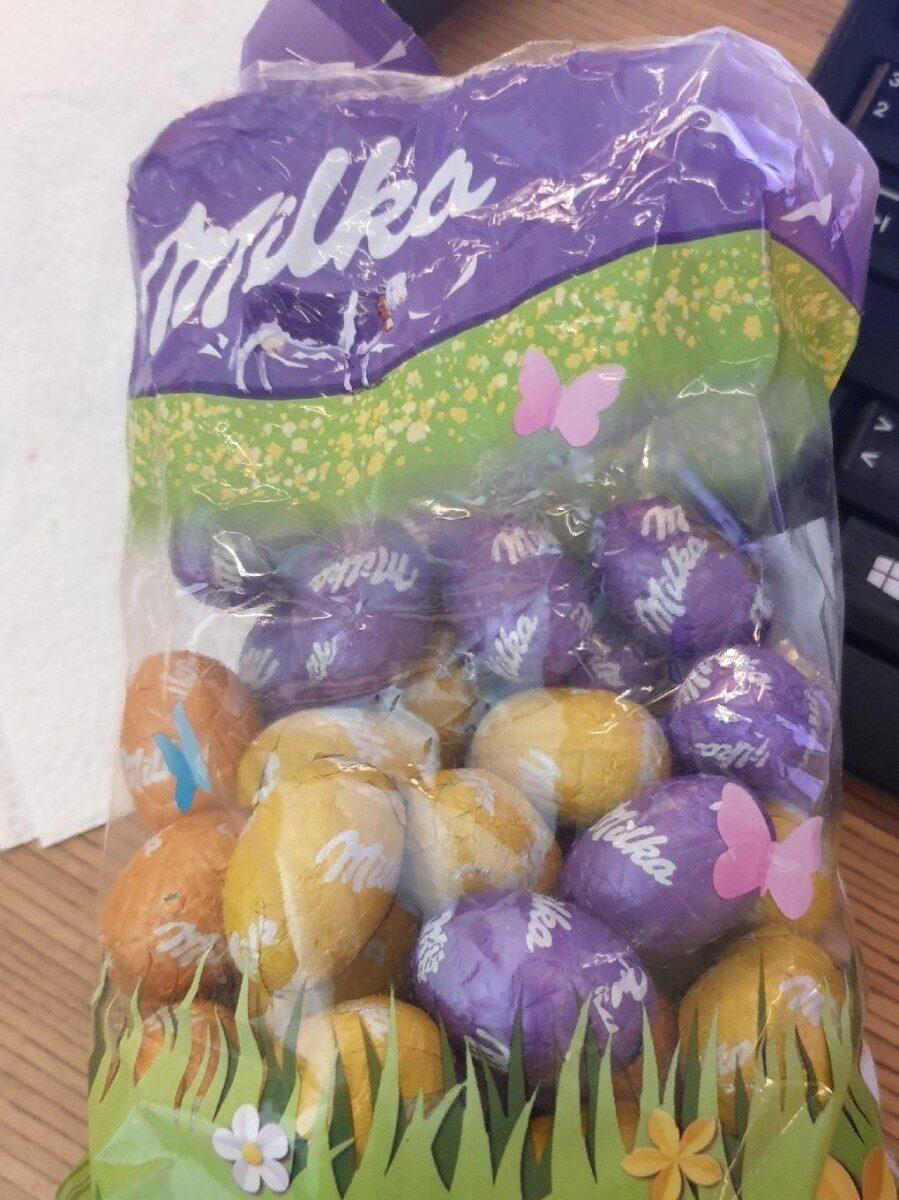 Milka - Voedingswaarden - fr