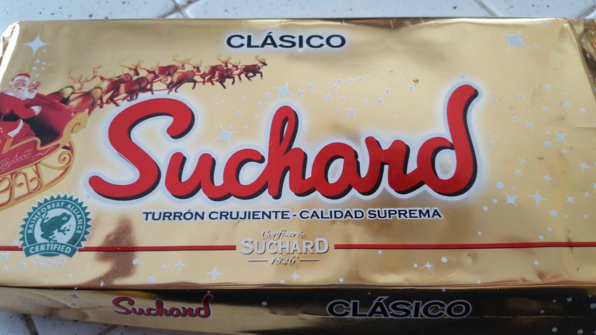 Turrón de chocolate crujiente clásico - Producto