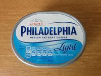 Philadelphia cream cheese-soft plain light - Product - en