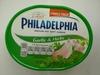 Philadelphia Light Garlic & Herb - Product