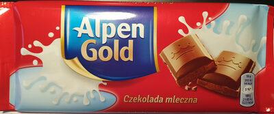 Czekolada mleczna - Produkt - pl
