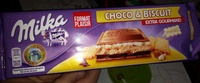 Choco & Biscuit extra gourmand (format plaisir) - Product