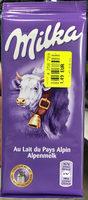 Au lait du Pays Alpin - Product - fr
