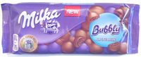 Milka Bubbly Alpine Milk - Produit