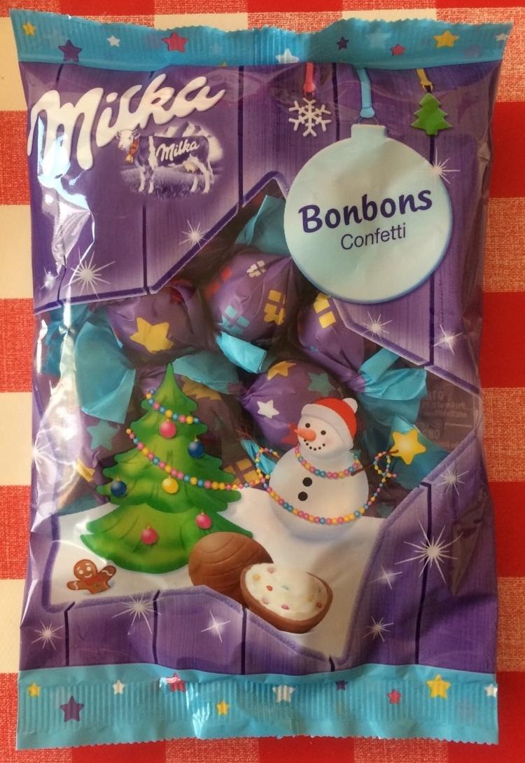 Bonbons Confetti - Produit - fr