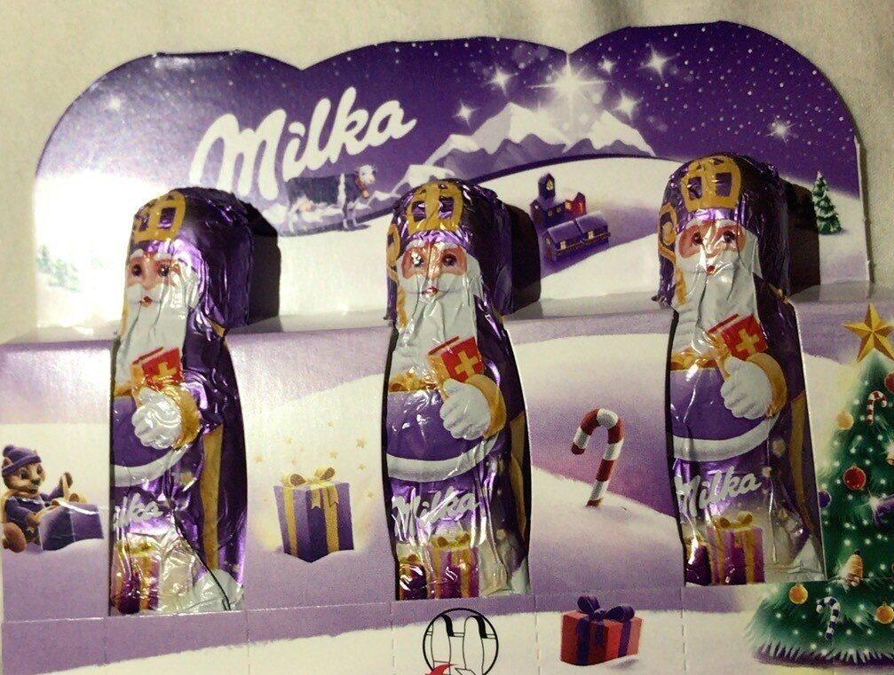 Chocolat au lait du pays alpin - Product - fr