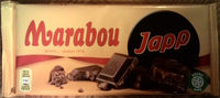 Marabou Japp - Product - sv