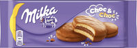Milka Choc & Choc - Produkt - de