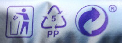 Milka Choc & Choc - Wiederverwertungsanweisungen und/oder Verpackungsinformationen - de