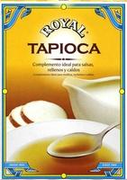 Tapioca - Producto
