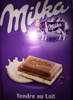 Chocolat fourré au lait - Product