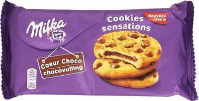 Cookies Sensations Coeur Choco - Product - fr