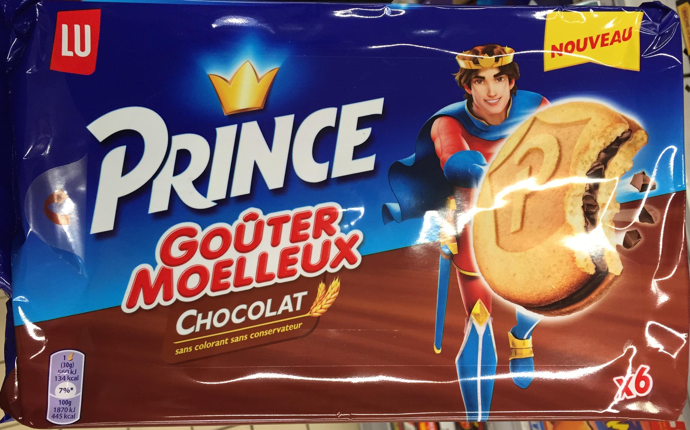 Goûter Moelleux Chocolat - Produit