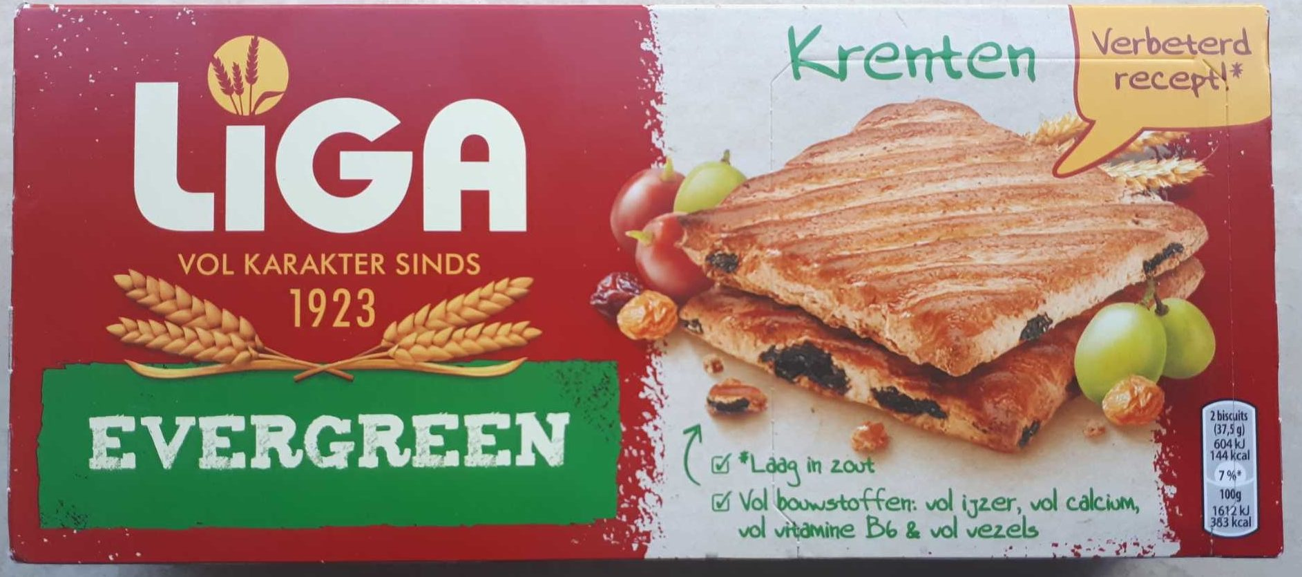Evergreen Krenten - Product