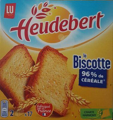 La Biscotte - Product
