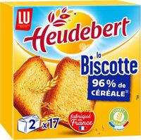 La Biscotte - Product - fr