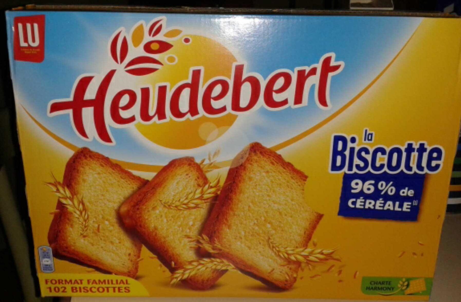 La Biscotte - Produit - fr