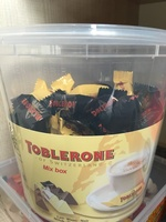 Mini Toblerone - Product