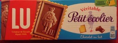 Véritable Petit Écolier Chocolat au Lait - Product