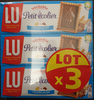 Petit ecolier 3x150g lait lot - Product