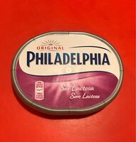 Philadelphia Sense Lactosa - Producto - es
