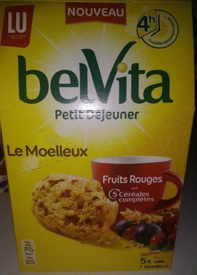 Le Moelleux fruits rouges - Product - fr