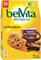 Belvita Le Moelleux Chocolat - Producto - fr
