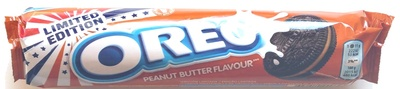 Oreo cookies peanut butter - Produit - en